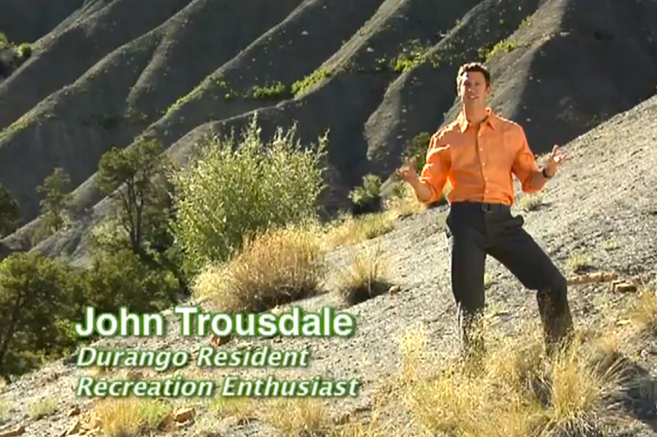 John Trousdale in EMMY Award Finalist video