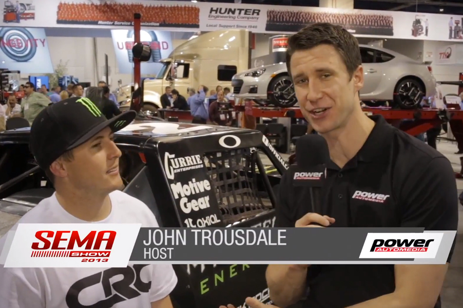 Hosting SEMA & PRI 2013 with PowerAutomedia